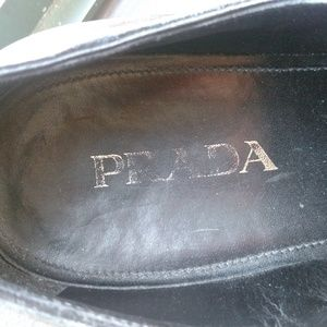 Prada Shoes - Men's PRADA Camouflage Rubber-Leather-Pre-Owned